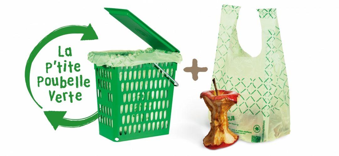 Distribution de P'tites poubelles vertes ce 26 juin 2021